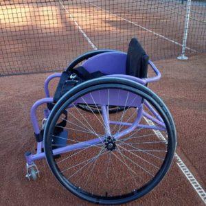 Кресло-коляска для игры в теннис «АЛЬФАТИМ»